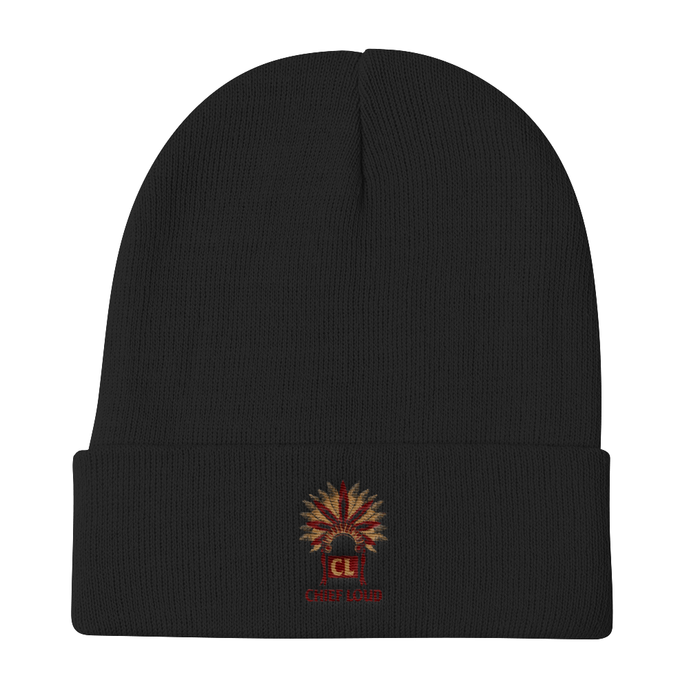 CHIEF LOUD Knit Beanie