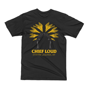 Men's Short Sleeve T-Shirt - Chief Loud