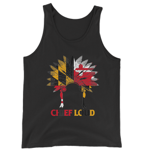CHIEF LOUD MARYLAND Tank Top