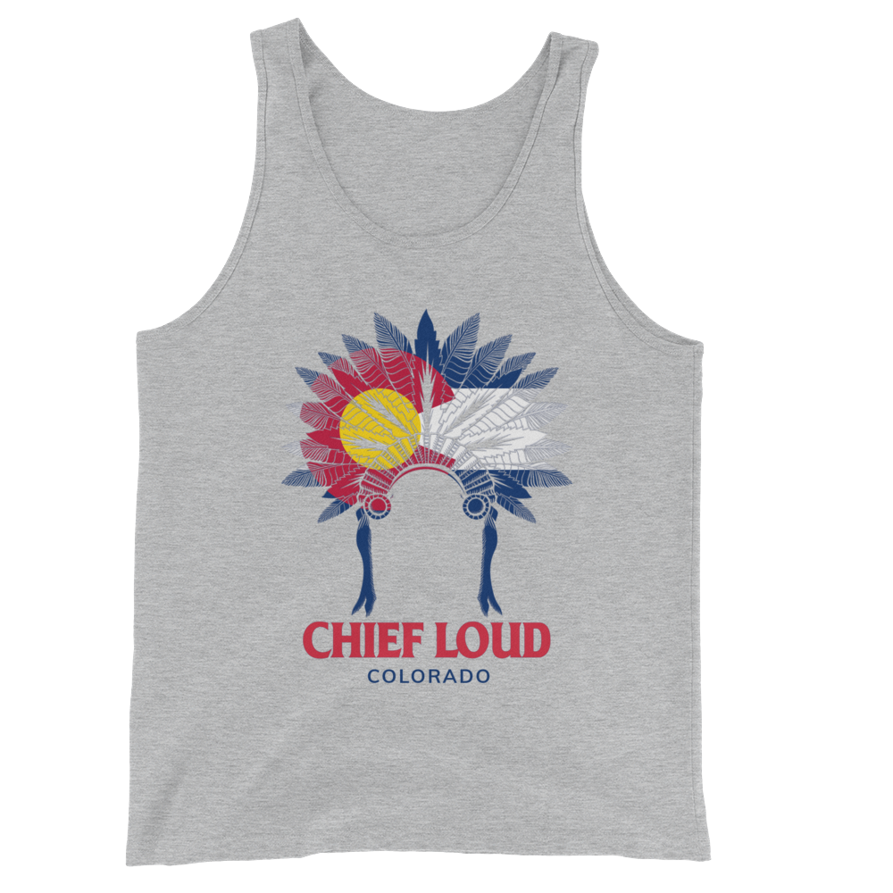 CHIEF LOUD COLORADO  Tank Top - Chief Loud