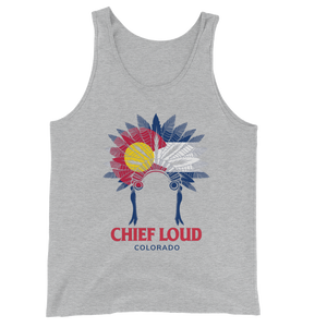 CHIEF LOUD COLORADO  Tank Top