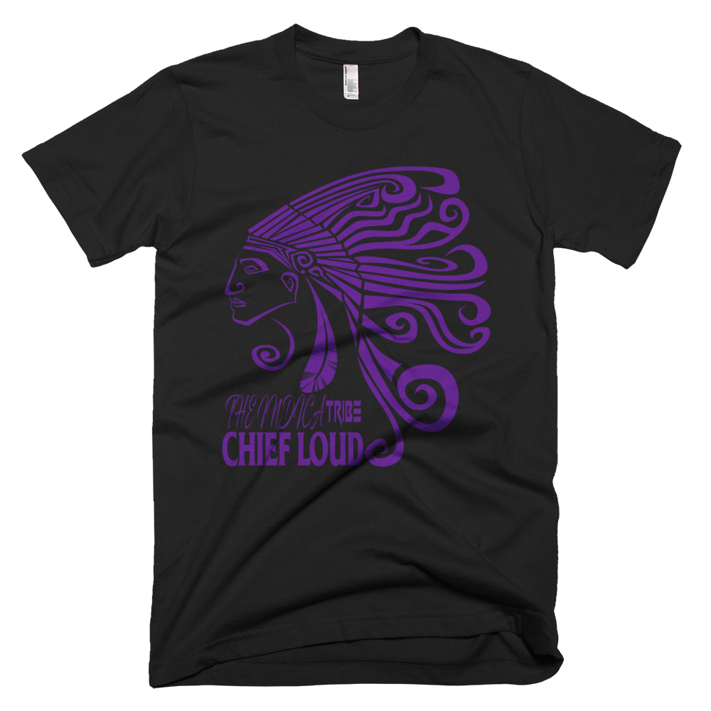 CHIEF LOUD INDICA TRIBE T-Shirt - Chief Loud