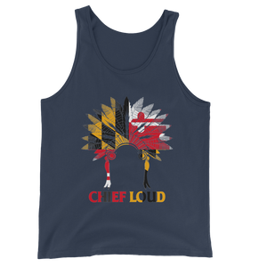 CHIEF LOUD MARYLAND Tank Top - Chief Loud