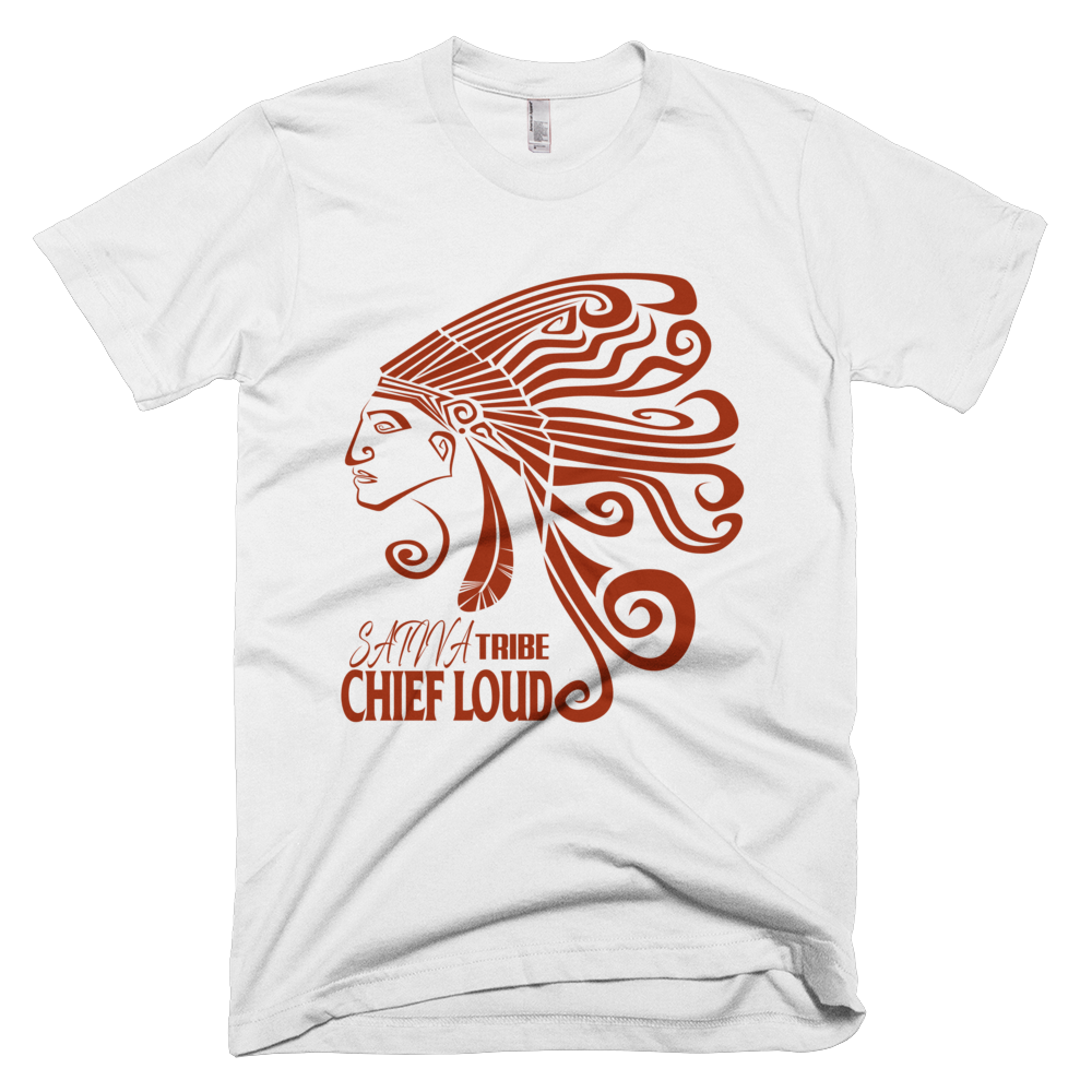 CHIEF LOUD SATIVA TRIBE T-Shirt - Chief Loud