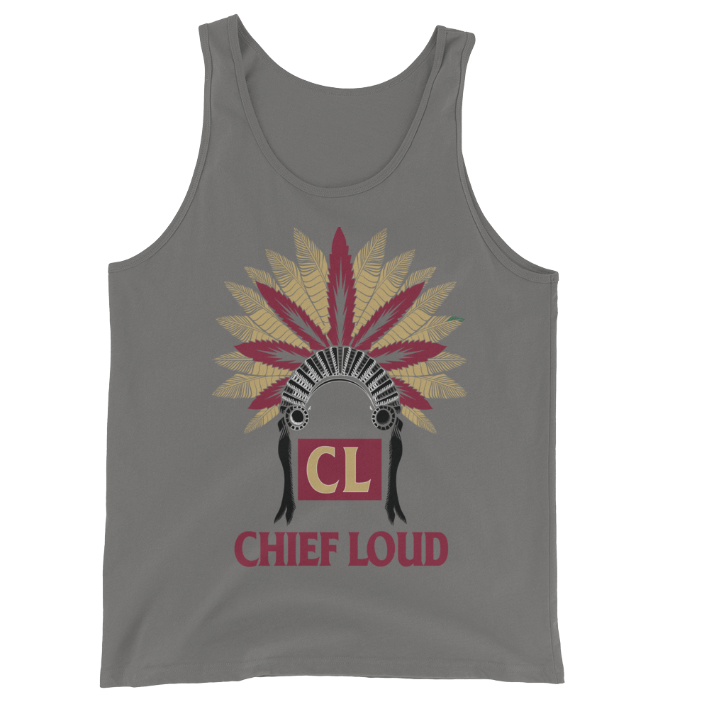 CHIEF LOUD TALLAHASSEE Unisex  Tank Top - Chief Loud