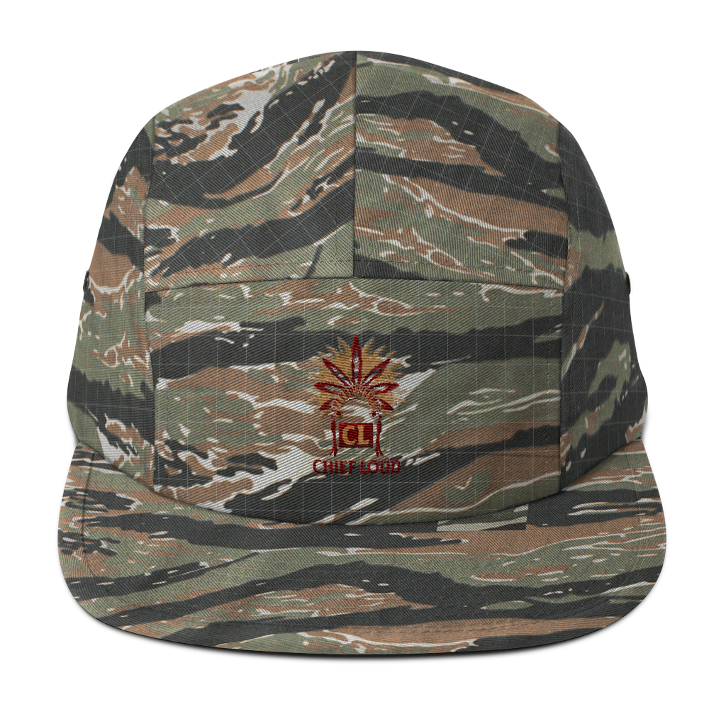 CHIEF LOUD TALLAHASSEE Five Panel Cap - Chief Loud