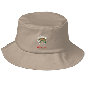 CHIEF LOUD CALIFORNIA Old School Bucket Hat - Chief Loud