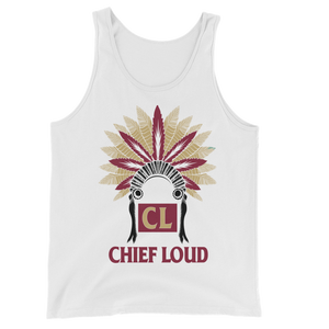 CHIEF LOUD TALLAHASSEE Unisex  Tank Top