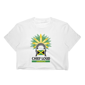 CHIEF LOUD Women's Crop Top - Chief Loud