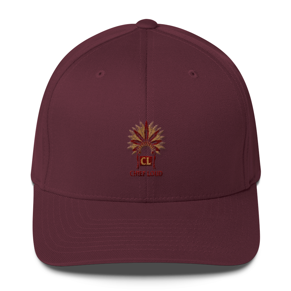CHIEF LOUD TALLAHASSEE Structured Twill Cap - Chief Loud