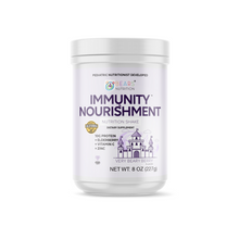 Load image into Gallery viewer, Immunity & Nourishment Nutrition Shake (Elderberry)