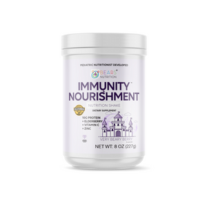 Immunity & Nourishment Nutrition Shake (Elderberry)