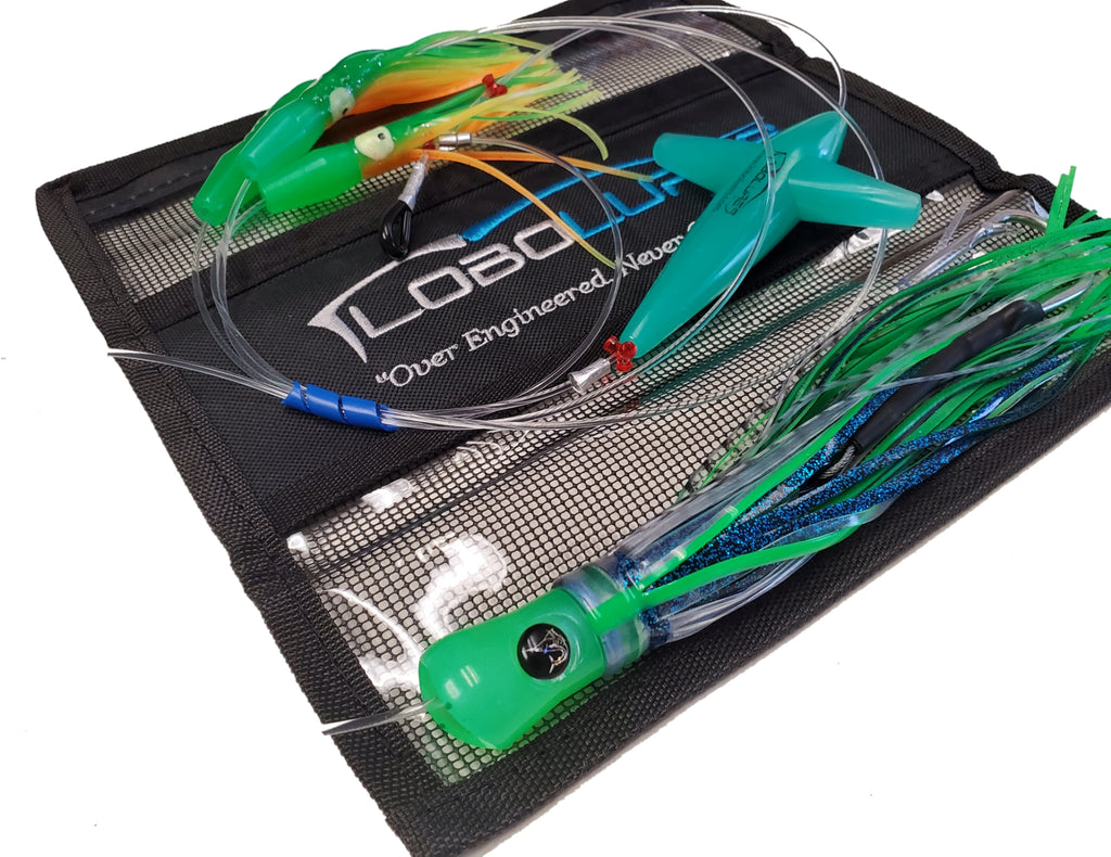 Lobo Lures Skipjack Hybrid UV & Micro-Typhoon  Daisy Chain ( ONLY 3 AVAILABLE)