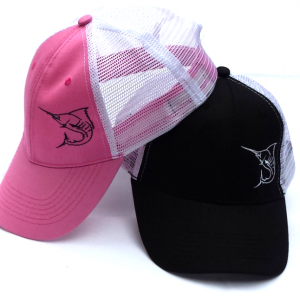 Marlin Skeleton Performance Cap Women's