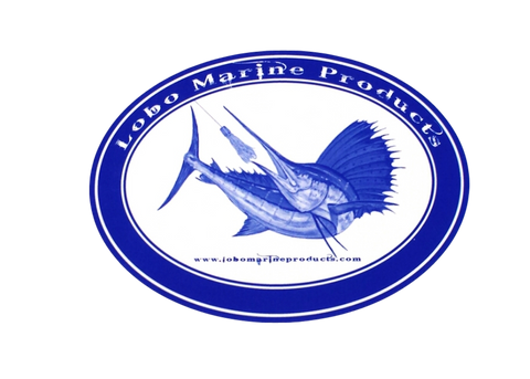 Sailfish Pursuit 4″ Euro Decal