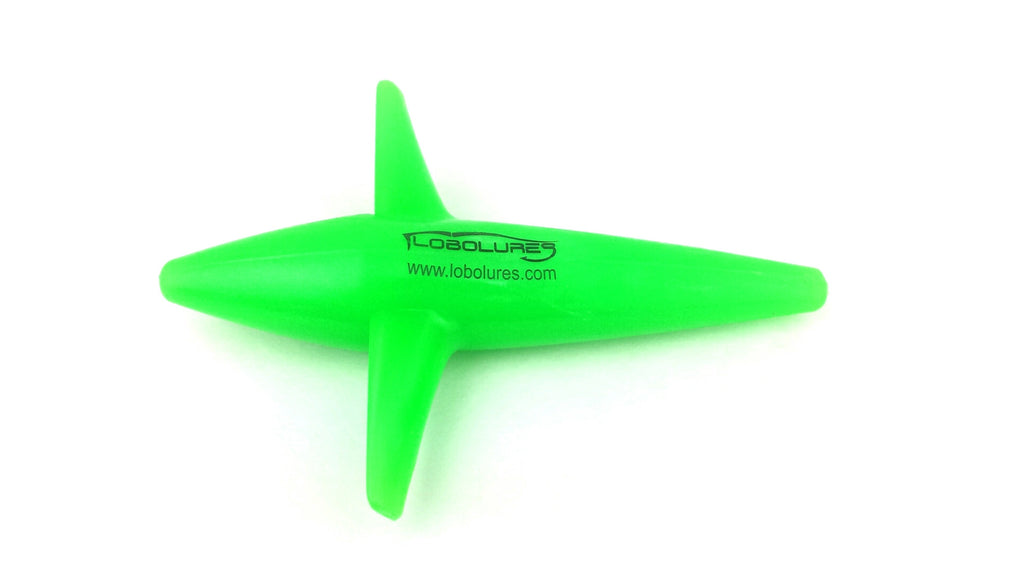 "lobo-sportfishing - Super Glow 5"" Teaser Bird - Lobo Marine Products LLC. - Birds"