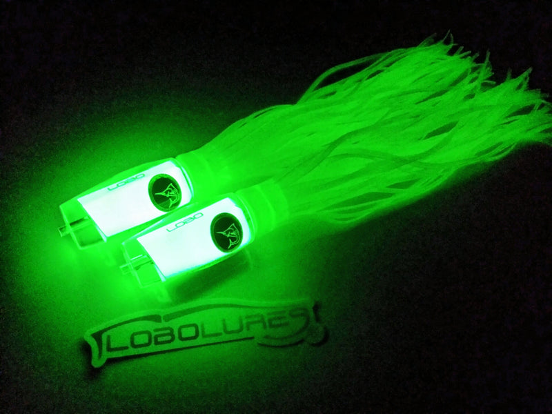 Lobo Lures Super Glow Trolling Lure Collection