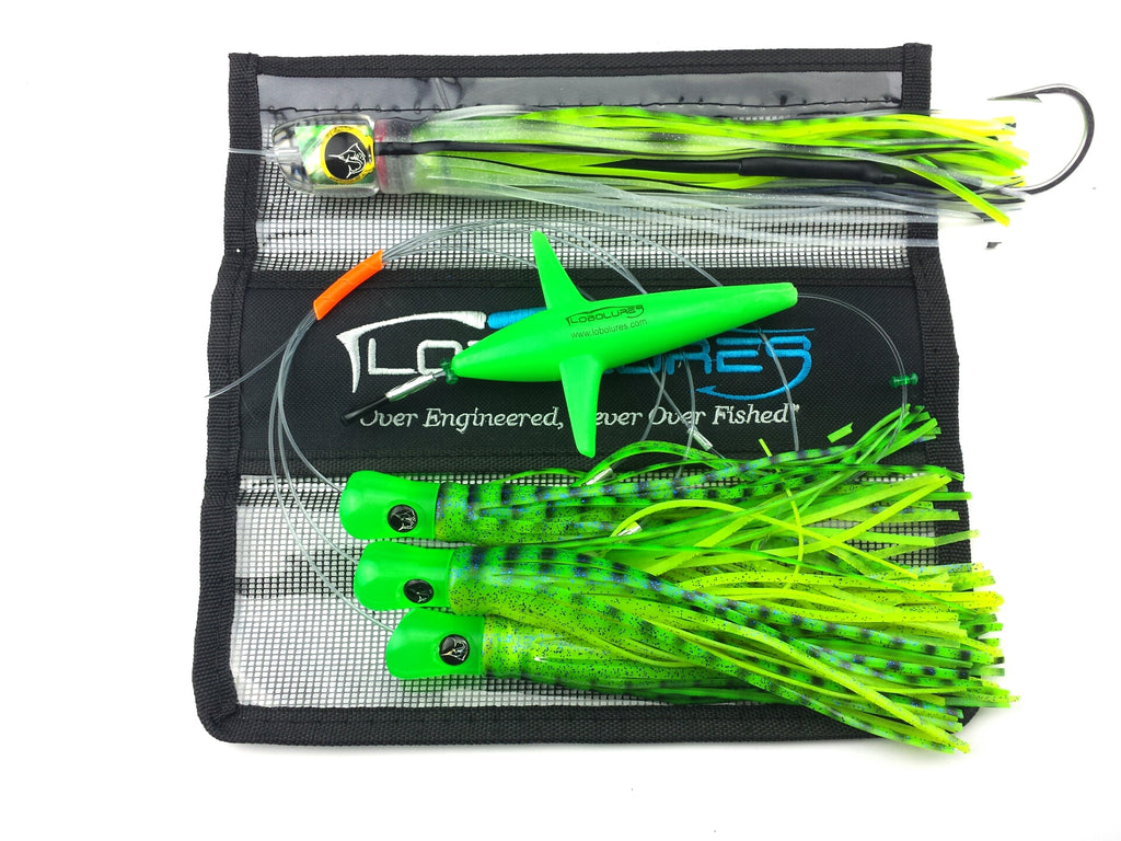 lobo-sportfishing - Lobo Lures #200 Mahi Slayer Pelagic Magic Daisy Chain - Lobo Lures - Daisy Chains