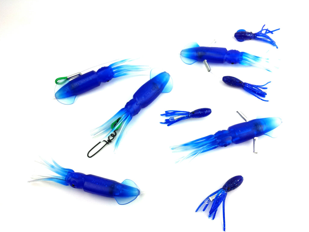 lobo-sportfishing - SquidNation Game  Gamefish Mini Tuna  Flippy Floppy Thing - Squid Nation -