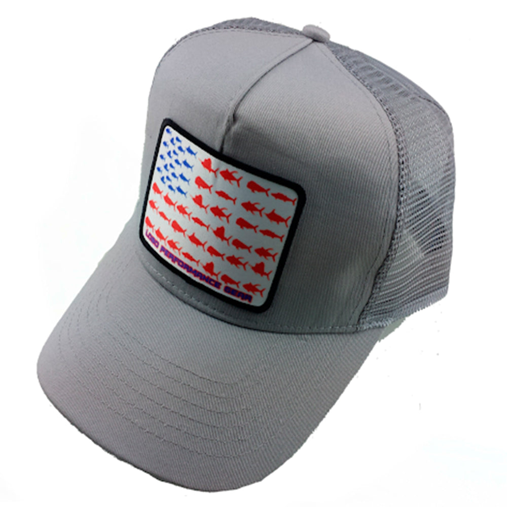 Americano Canyon Species Clean Oceans PET ♳ Trucker Hat