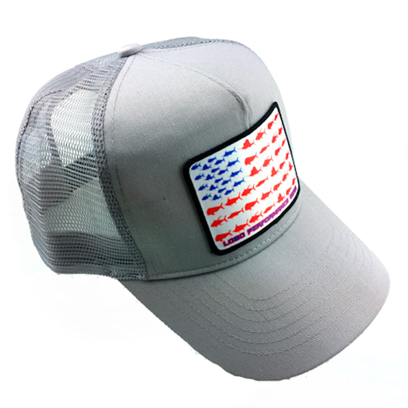 LPG Apparel Co. Americano Canyon Species Clean Oceans PET ♳ Trucker Hat