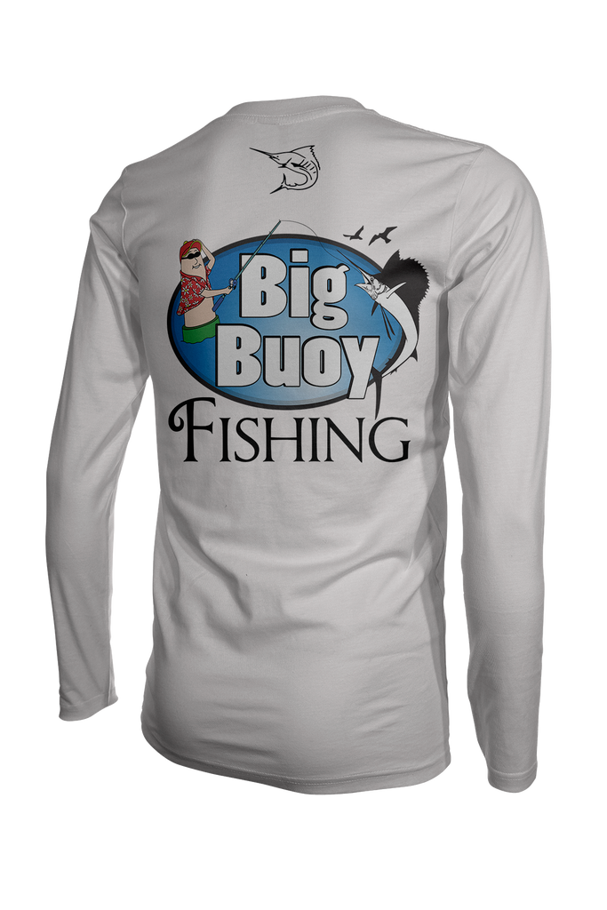 lobo-sportfishing - Big Buoy Fishing Signature LS Performance UPF 50 Shirt - Lobo Lures -