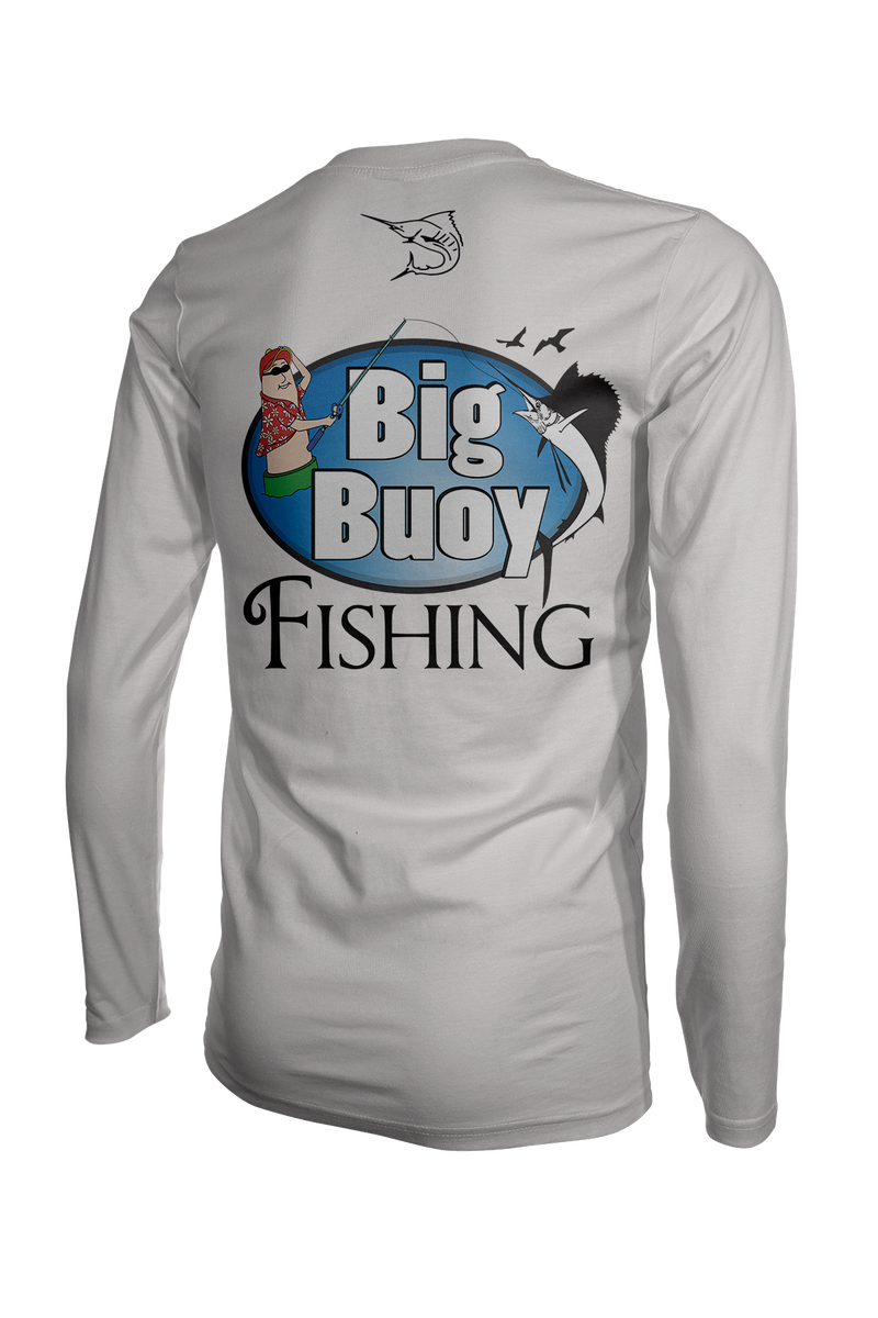 LPG Apparel Co. Sailfish Hunt LS Performance Shirt UPF 50