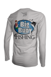 Big Buoy Fishing Signature LS Performance UPF 50 Shirt