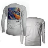 LPG Electric Marlin Vibe Performance Shirt UPF 50