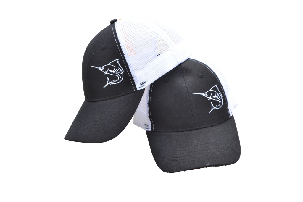 Marlin Skeleton Performance Cap