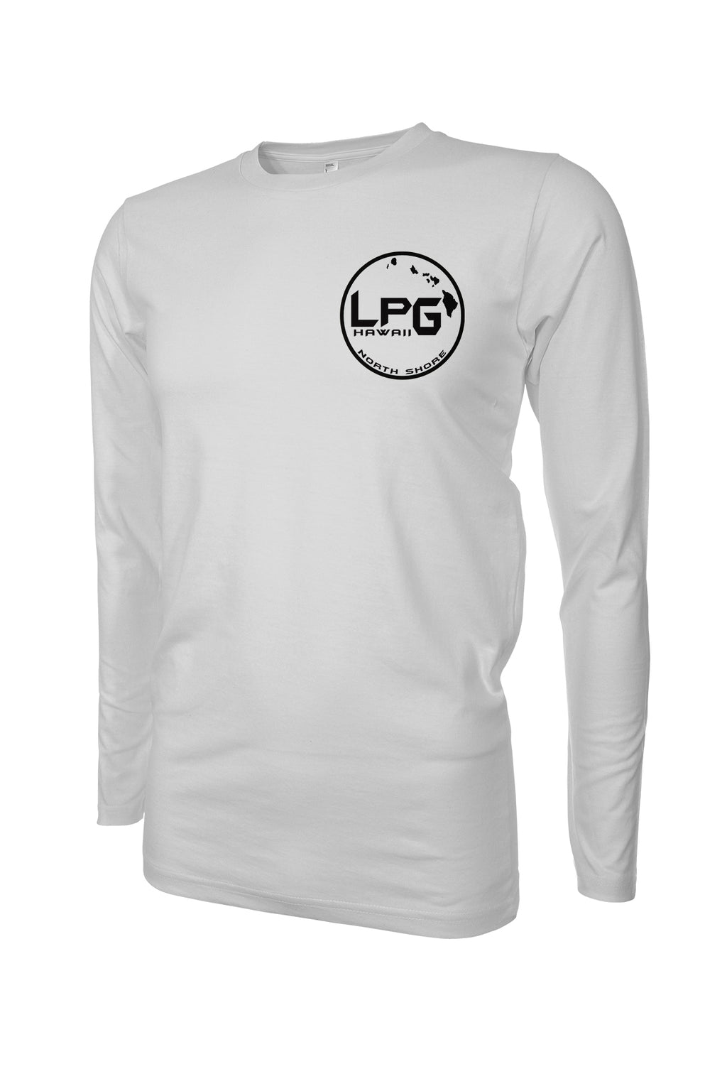 LPG Apparel Co. Hawaii North Shore Surf UPF 50+ Rashguard Performance Shirt