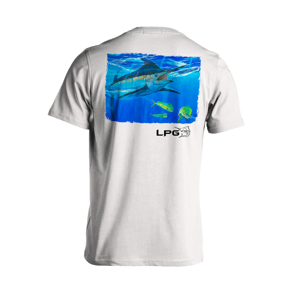 lobo-sportfishing - LPG Apparel Co. Mark Ray Bill Buster T-Shirt - LOBO PERFORMANCE GEAR -