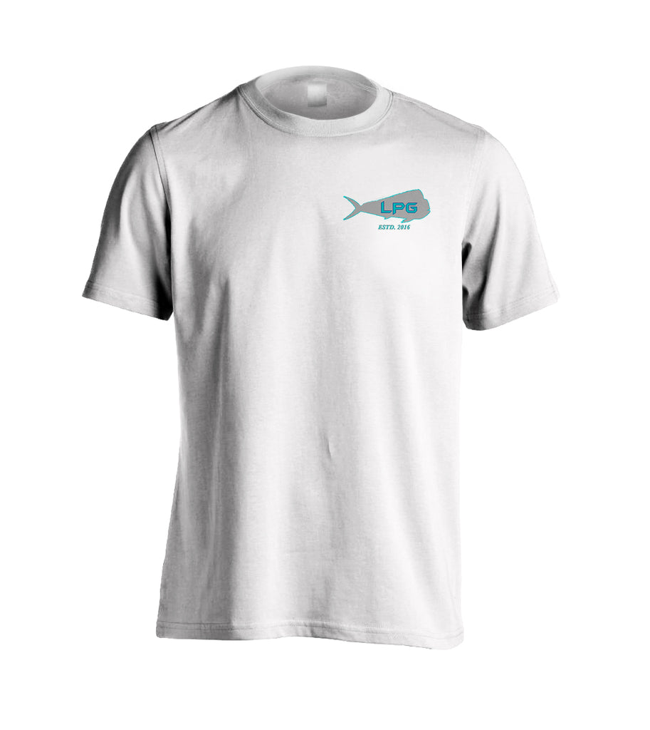 lobo-sportfishing - LPG Apparel Co. Mahi Vibes T-Shirt - LOBO PERFORMANCE GEAR -