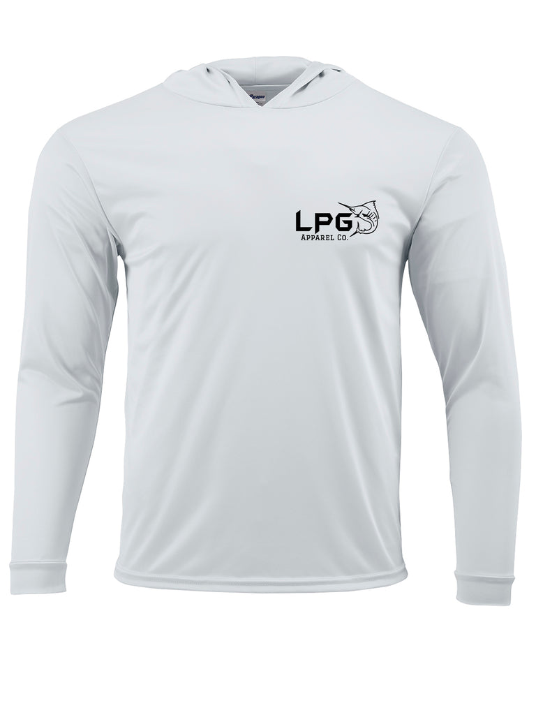 LPG Apparel Co. Tag & Release Marlin Performance UPF 50+ T-Shirt