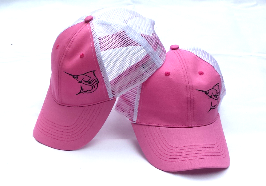 lobo-sportfishing - Marlin Skeleton Performance Cap Women's - Lobo Marine Products LLC. - Apparel