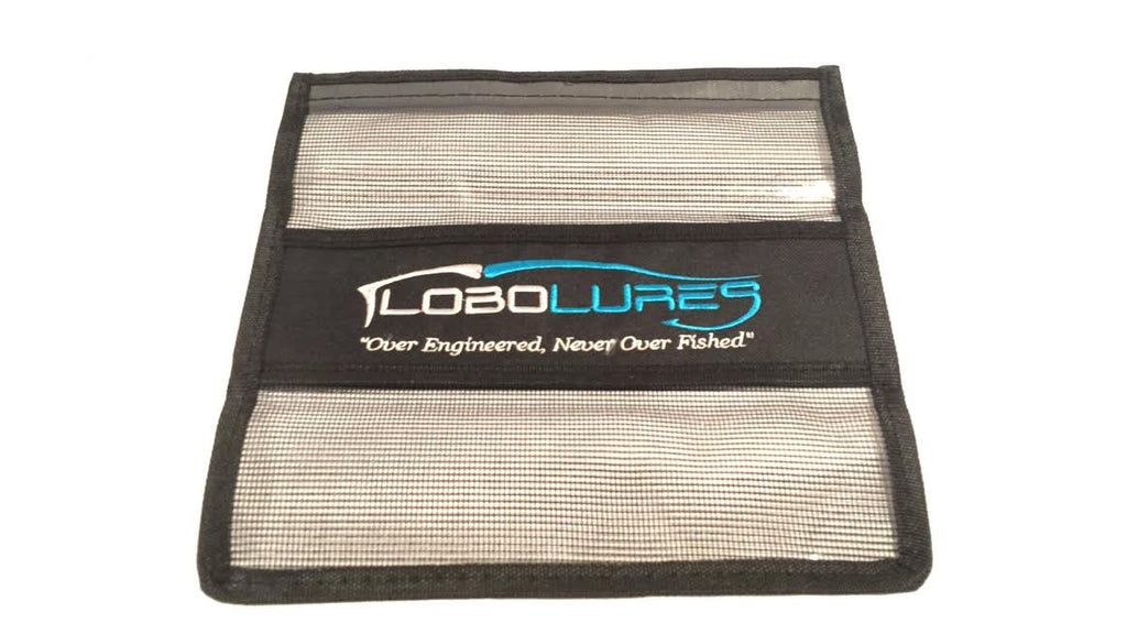 lobo-sportfishing - Lobo Lures Single Lure Storage Bag - Lobo Marine Products LLC. - Lure Bags