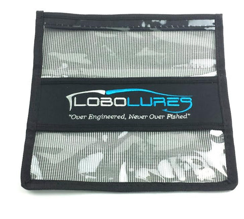 Lobo Lures 6 Pocket Lure Bags
