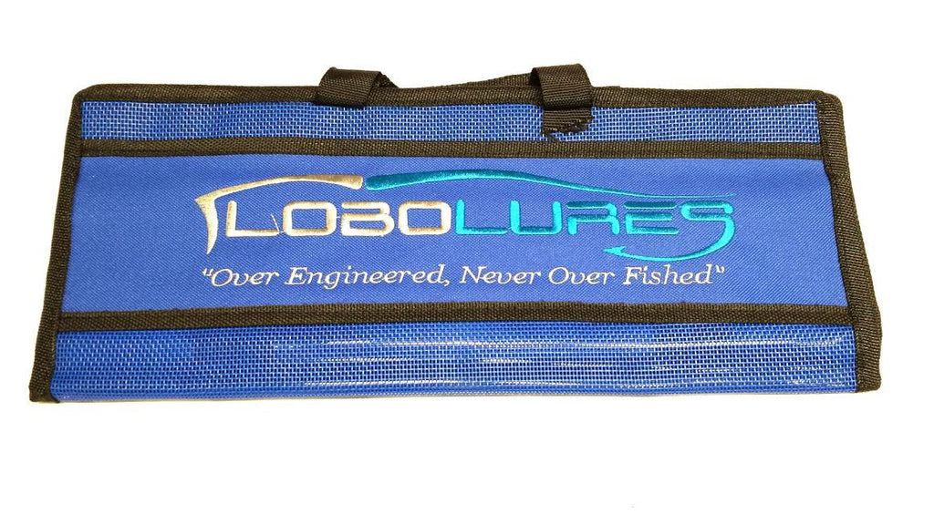 lobo-sportfishing - Lobo Lures #2 Large 6 Pocket Lure Bags - Lobo Marine Products LLC. - Lure Bags