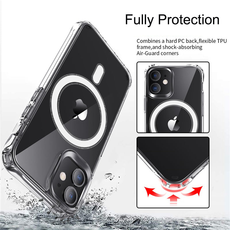 Magnetic iPhone Cases for 12 12 Pro 12 Pro max