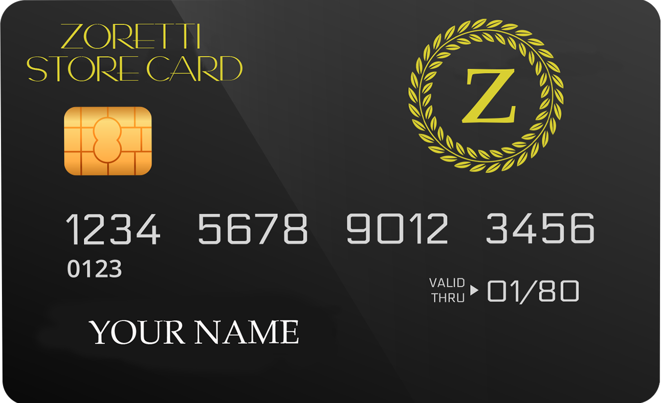 Zoretti Clothing Gift Card