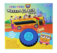 Wheels on the Bus Matching Game