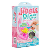Horizon Jiggle Digs-Surpise Squishy Reveal - SWEETASAURUS - Wiggly & Fun