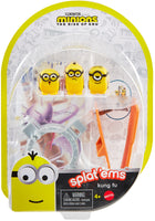 Minions: The Rise of Gru Splat 'Ems Kung Fu 3-Pack Toy for 4 Year Olds & Up