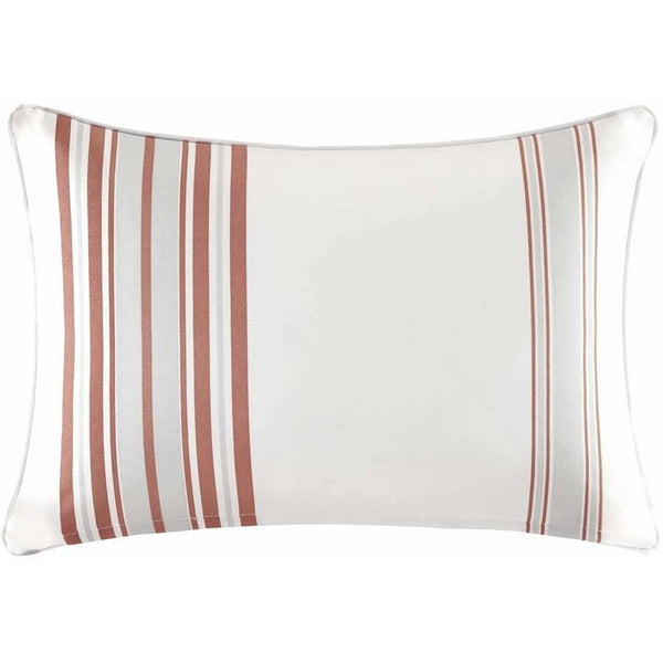 Home Essence Ventura Stripe 3M Scotchgard Outdoor Oblong Pillow