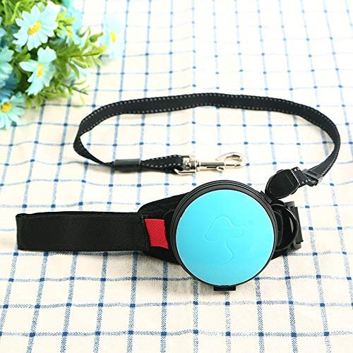 MRK Group Hands Free Dog Leash (Blue)