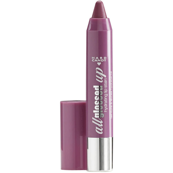Hard Candy All Glossed Up Hydrating Lip Stain, Plum