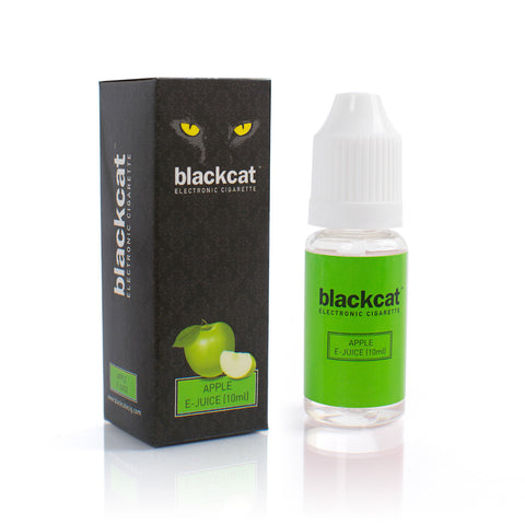 Blackcat E-Juice (10ml) - Apple