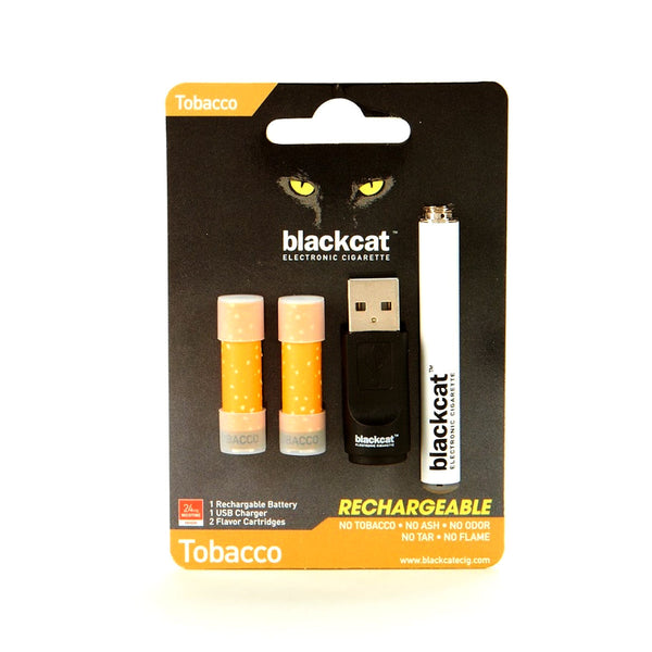 Blackcat Rechargeable Blister (CE2) - Tobacco