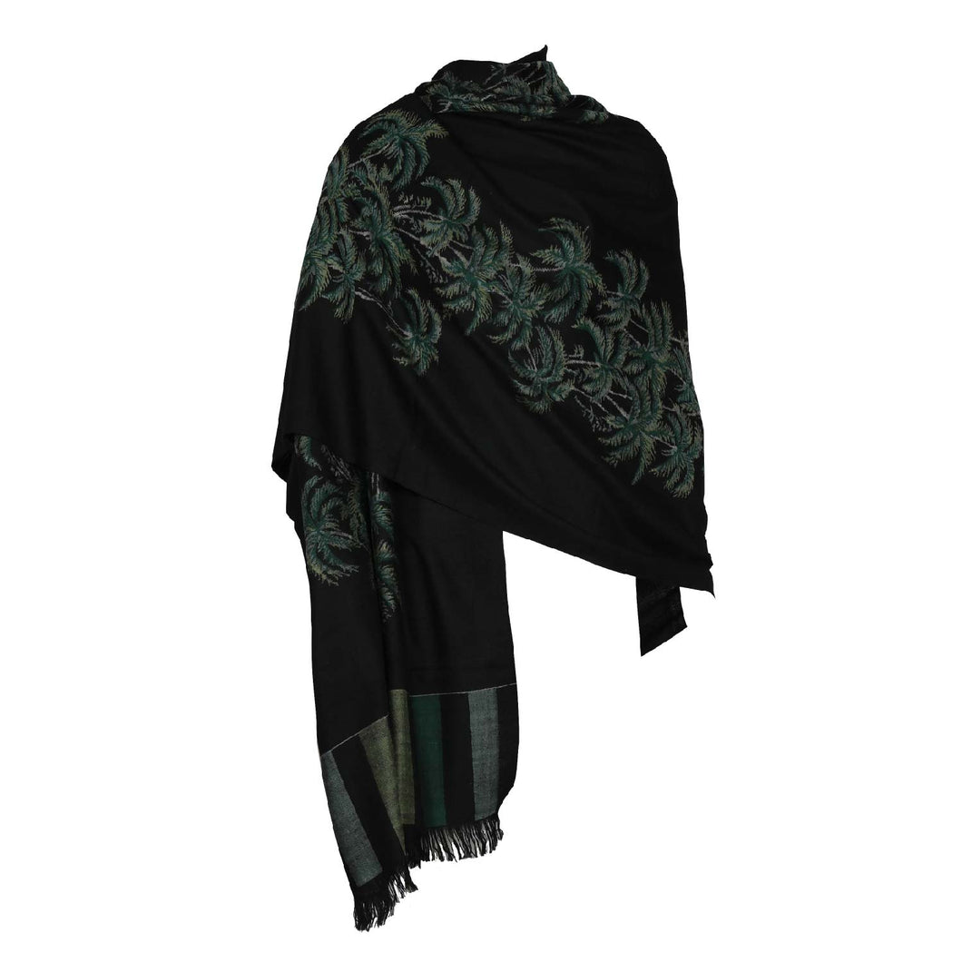 Pure Pashmina Hand Woven Canny