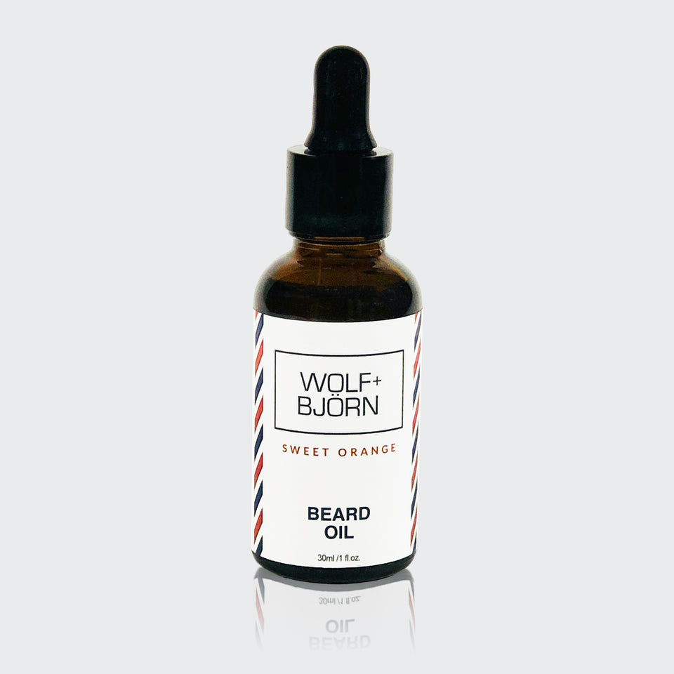 Beard Oil Sweet Orange
